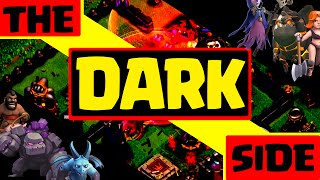 Clash of Clans ♦ Joining the DARK SIDE ♦ Galadon Gone BAD? ♦ CoC ♦