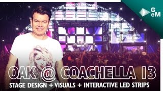 Graphics eMotion Paul Oakenfold Sahara Tent Coachella 2013 - Show Teaser -