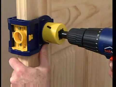 Install Door Locks - Décor Moulding
