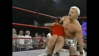 Repeat youtube video Dusty Rhodes spanks Trinity in thong