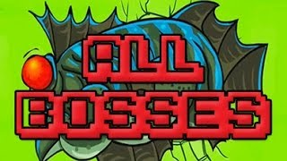 All Bosses - Zombie Fish Tank