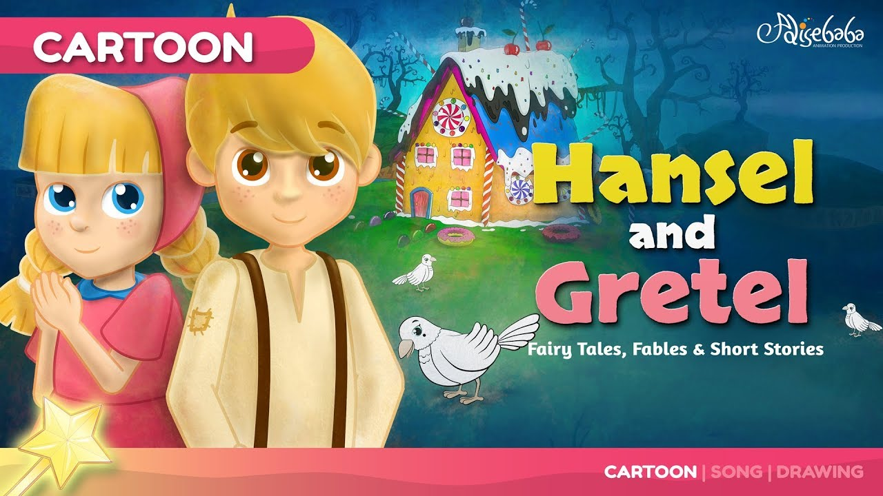 Hansel and Gretel story for children | Animation Fairy Tales ...