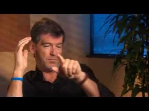 The Long Good Friday: Making Of: Pierce Brosnan (2006)