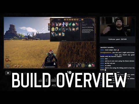Outward: Gotta Go Fast (Build Overview & Gameplay) |