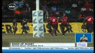 Kings of rugby: Kenya clams Elgon cup title
