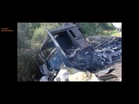 Truck Crash Compilation September 2014 part 1
