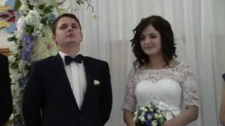 15  10 2016  Венчание Володи и Светланы