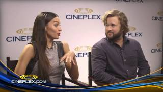 Justin Long and Haley Joel Osment, Tusk - Cineplex Interview