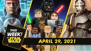 Star Wars Day Hype, the Disney Cruise Line Jumps to Hyperspace, and More!