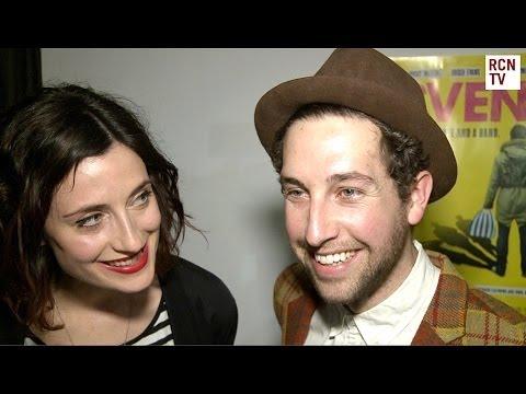 Dylan Edwards & Natasha O'Keeffe  Svengali Premiere