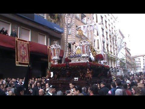Semana Santa de Sevilla 2016 Los Servitas