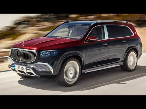 2020 Mercedes Maybach GLS 600 4Matic - Ultimate Luxury SUV