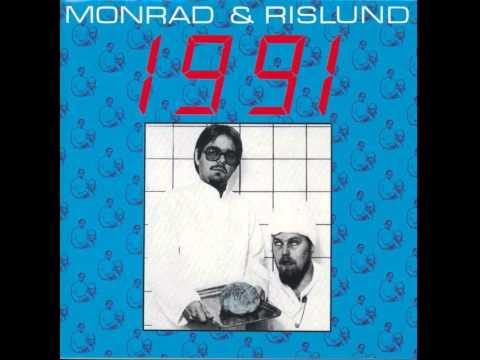 Monrad & Rislund - Rødgrød med fløde