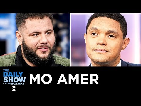 "Mo Amer - Enduring a Long Road to U.S. Citizenship in ""The Vagabond"" 