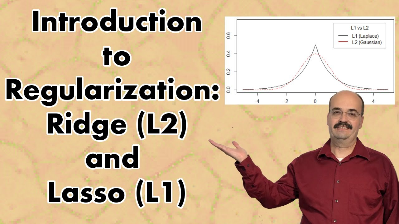 Introduction to Regularization: Ridge and Lasso