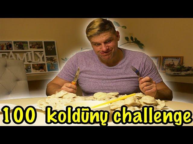 100 Koldūnų challenge