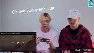 Johnny's Reaction to NCT DREAM's Déjà Vu Track Video