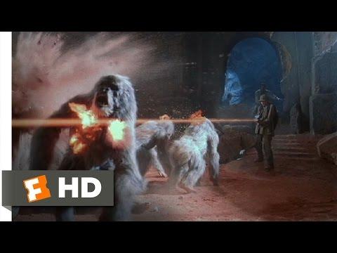 Congo (9/9) Movie CLIP - Put 'Em On The Endangered Species List (1995) HD