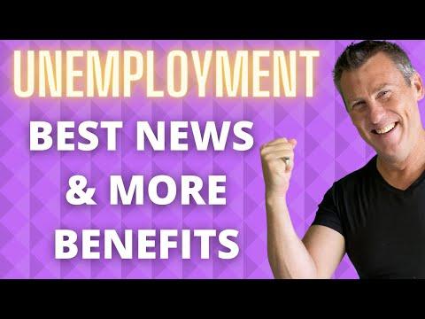 BEST NEWS UNEMPLOYMENT BENEFITS Unemployment Extension UPDATE FPUC PUA Unemployment Benefit Rent SSI