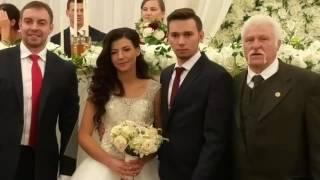 Don Pablo WA (168) Свадьба Константина и Эллы ! Ведущий Моисей ! October 9  2016 ! Vancouver WA !