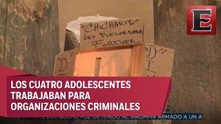 Balacera en Venustiano Carranza deja dos menores muertos