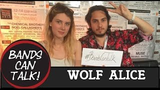wolf alice interview orange warsaw festival 2015 i bands can talk