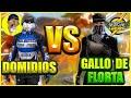 DOMIDIOS VS GALLO DE FLORTA GAMES LE QUITA EL INVICTO EN FREE FIRE ?