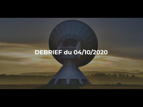 MISTERGEEK : DEBRIEF DU 04/10/2020
