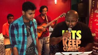 Anegan - Danga Maari Oodhari - Live Vocal Cover by Thuzi & Gobiraj