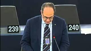 Intervento in aula di Paolo De Castro sulla fissazione del tasso di adeguamento dei pagamenti diretti