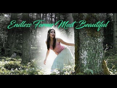 Nightwish - Endless Forms Most Beautiful ( Cover By Minniva Ft Gisha Djordjevic )