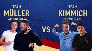 FIFA 18 World Cup™ | Thomas Müller vs. Joshua Kimmich