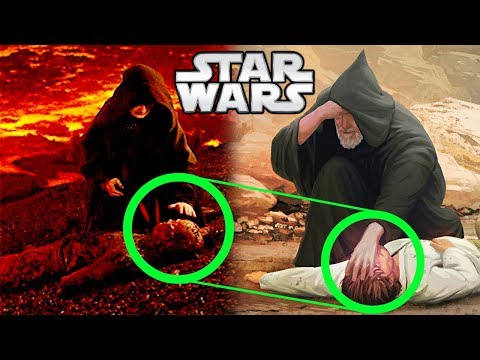 Download Youtube: How Palpatine Used a LIGHTSIDE Power on ANAKIN in Revenge of the Sith - Star Wars Explained