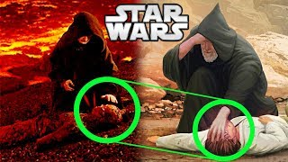 How Palpatine Used a LIGHTSIDE Power on ANAKIN in Revenge of the Sith - Star Wars Explained