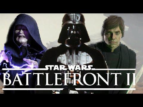 STAR WARS Battlefront II German Deutsch Helden gegen Schurken - Luke