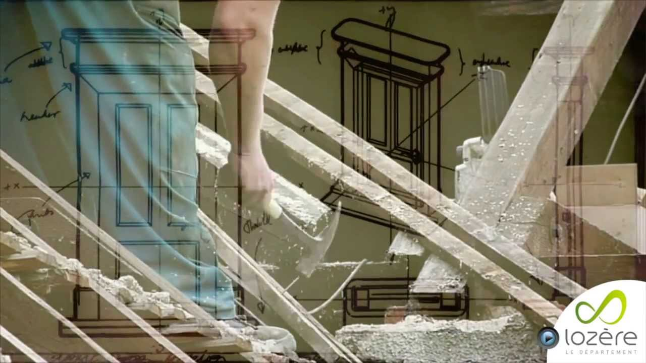 le programme habiter mieux en loz re youtube. Black Bedroom Furniture Sets. Home Design Ideas