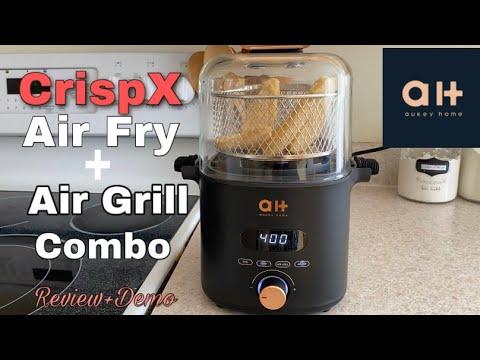 CrispX Air Fryer+Air