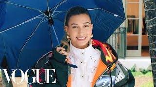 Download 73 Questions With Hailey Bieber | Vogue Mp3 and Videos