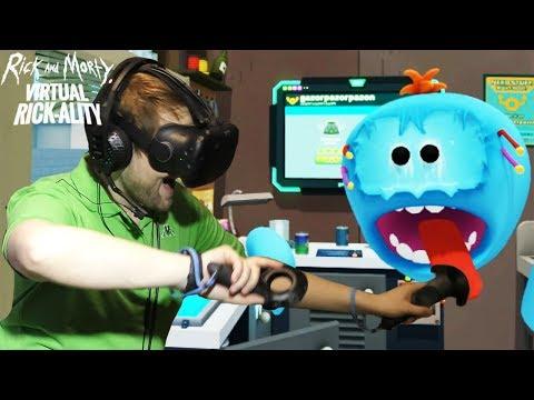 Я ВО ВСЁМ РАЗОБРАЛСЯ! ► Rick and Morty: Virtual Rick-ality #2