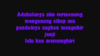 SCREEN - Orang Yang Ku Sayang-Sayang(with lyric).wmv