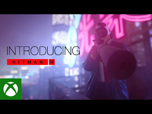 Introducing HITMAN 3 (Gameplay Trailer)