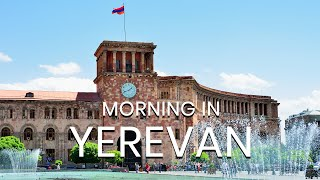 Morning In Yerevan