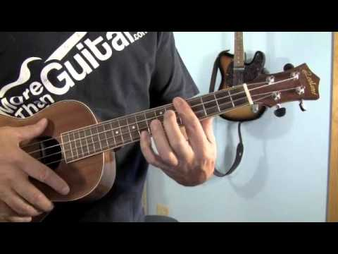 How To Play Tequila for Ukulele