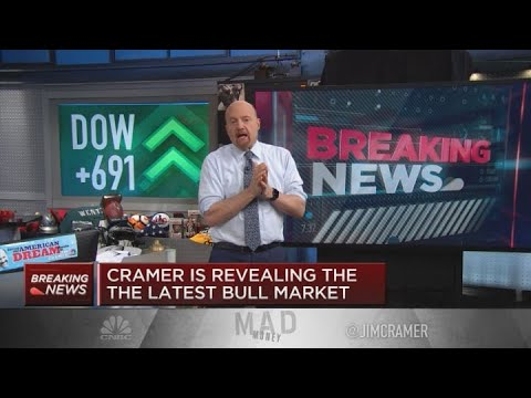 Jim Cramer: Microsoft 'might Be The Best Tech Stock In This Market'