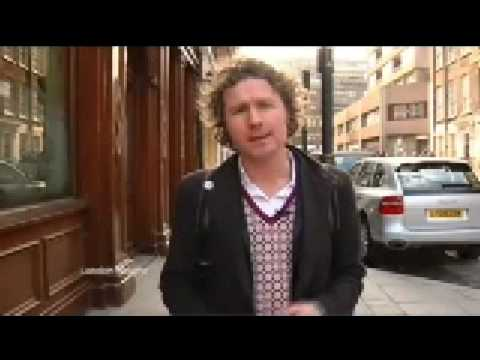 Ben Goldacre on MMR, autism and media mendacity on London Tonight