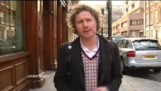 Ben Goldacre on MMR, autism and media mendacity on London Tonight
