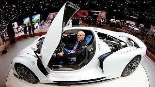 Cenevre Otomobil Fuarı'nın gözdesi elektrikli araçlar - economy