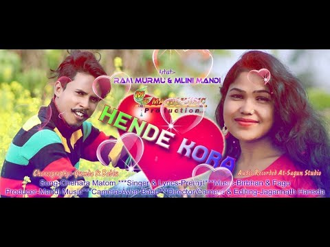 """Chehra Mato Nelog Kana"" New Santali Full Video Song 2018 -19 //Album - ""HENDE KORA"""