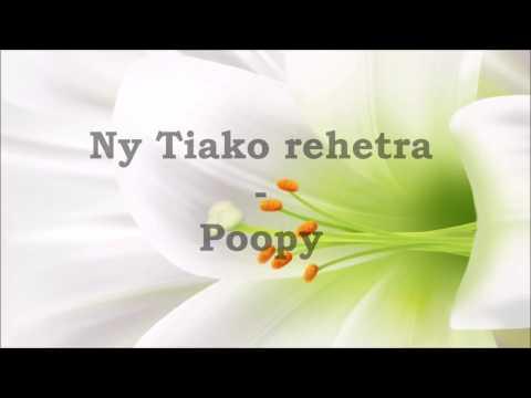 Ny Tiako rehetra  -  Poopy
