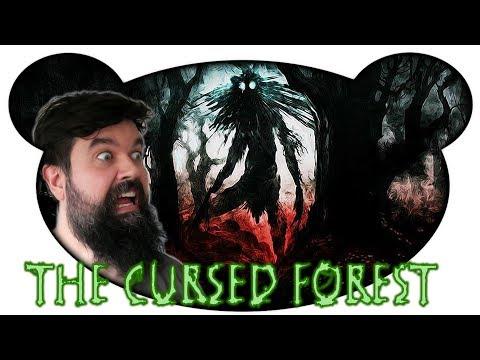 Der Power-Russe im Wald - The Cursed Forest ???? #01 (Gameplay Deutsch Facecam Horror)